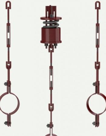 Подвески трубопроводов