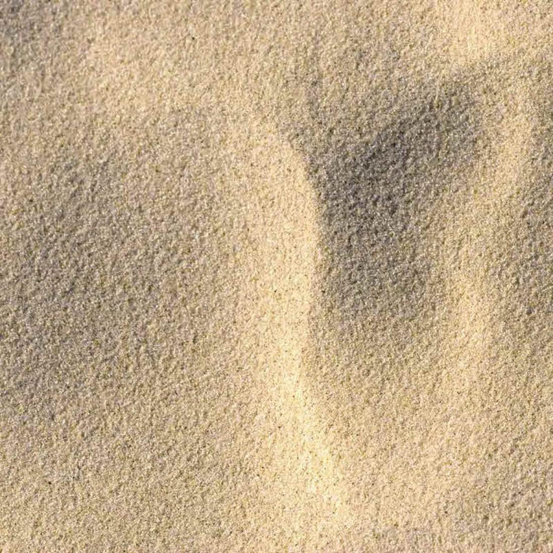 очень мелкий песок