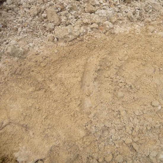 Песок мелкий строительный